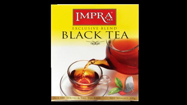 black tea 100x2