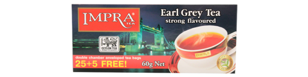 earl grey 25+5x2